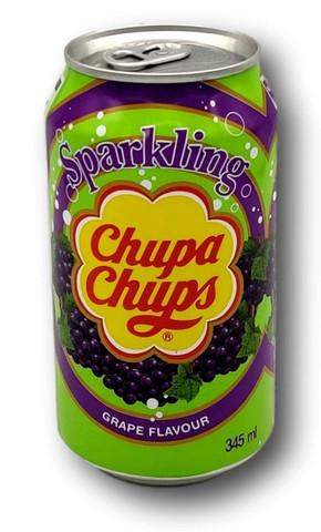 Chupa Chups Soda Grape