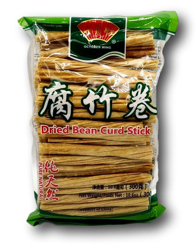 OW Dried Bean Curd Stick 腐竹条