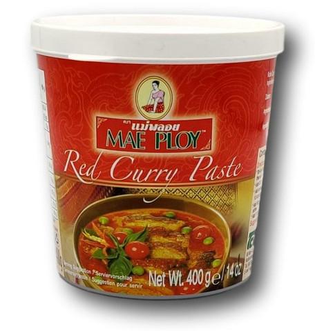 Punainen curry tahna