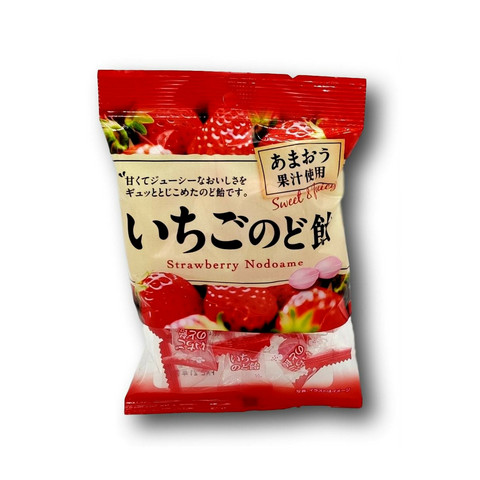 ICHIGO Strawberry Herb Candy