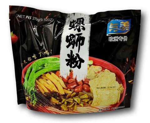 Yumei Liuzhou Riisinuudeli etanakastikkeella
