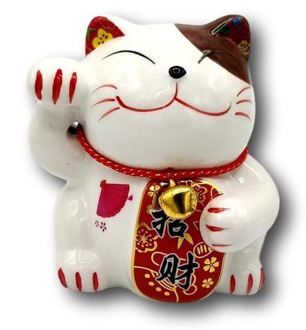 Luck Cat White