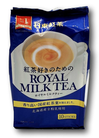 Royal maitotee juoma