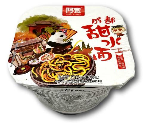 Chengdu Sweet Noodle Bowl