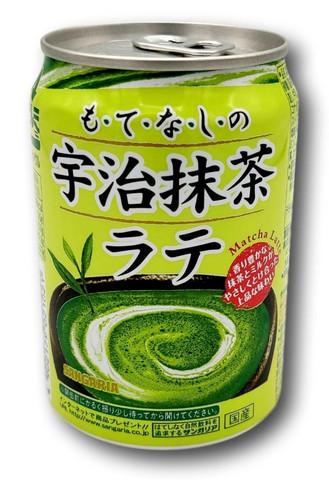 Uji-Matcha Latte