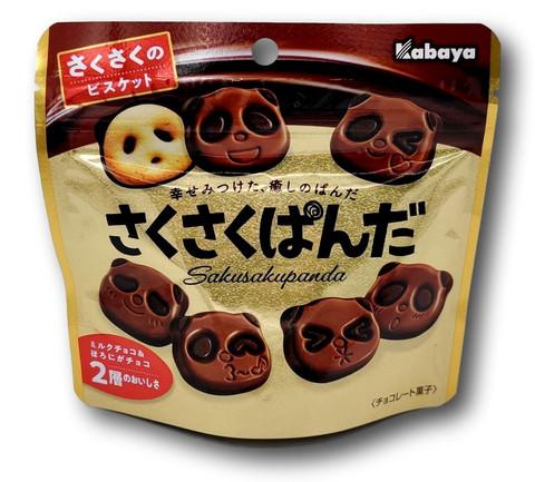 Panda suklaakeksit