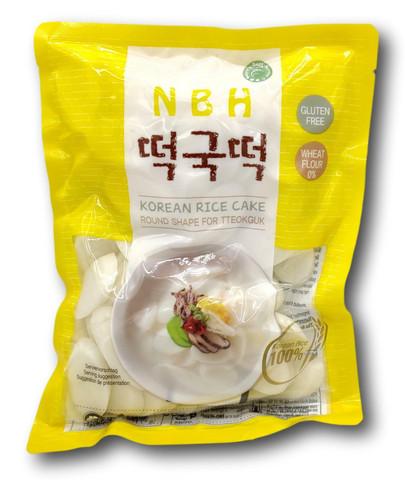 Korealainen riisikakku 500g - Tteokguk