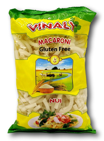 Vinaly Glutenfree Macaroni