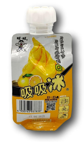 Want Want Oranssi jäätelö