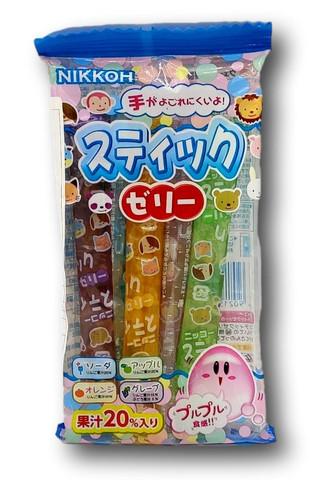 Nikkoh stick jelly