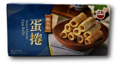 Wei I Tuna Egg Roll Cookies
