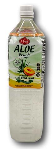 Aloe Vera Drink Peach