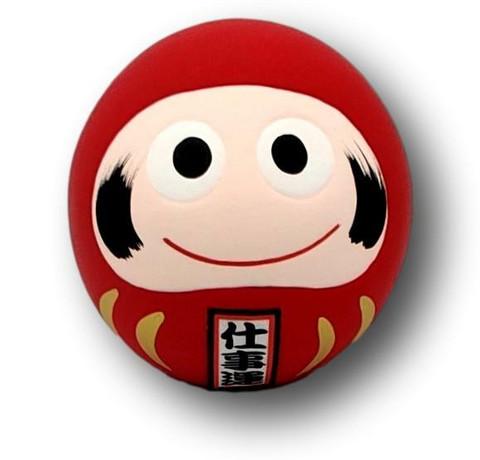 Daruma Red Good Bussiness / Popularity