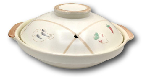 Japanese Clay Pot