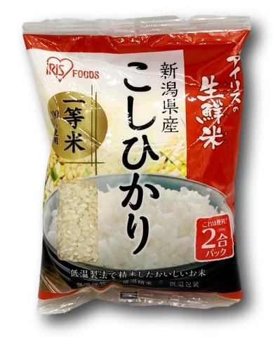 IRIS FOODS Japanilainen sushi-riisi Koshihikari