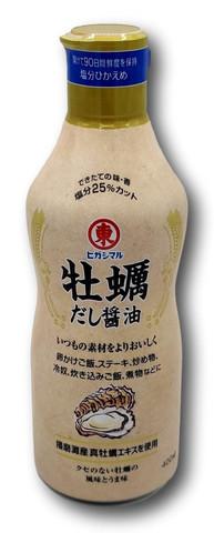 Higashimaru Kaki Dashi Shoyu Oyster Soijakastike
