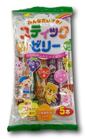 Ribon Minna Daisuki Stick Jelly