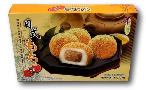 Maapähkinä mochi