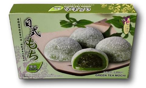 Vihreä tee mochi
