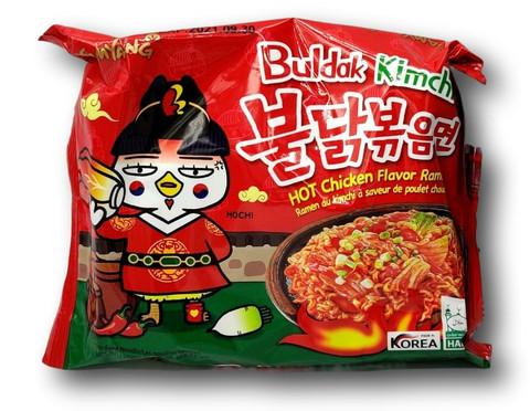 Hot Chicken Ramen Kimchi Flav