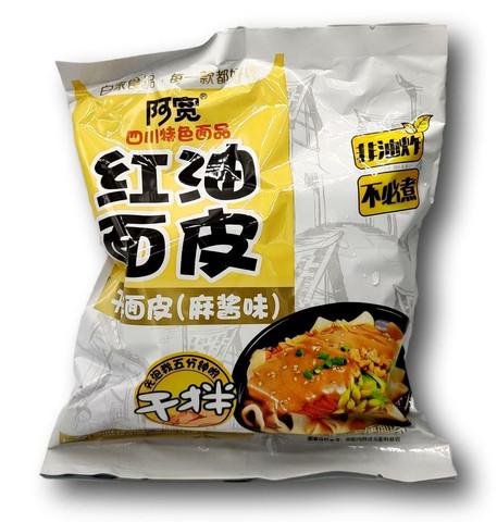 Broad Noodle Sesame Paste Flavour