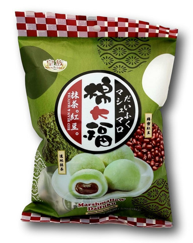 Vihreä tee& Punainen papu mochi