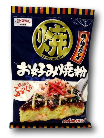 Okonomiyaki kastike jauhe
