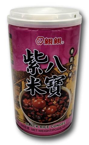 QQ Säilykkeet musta riisi keitto