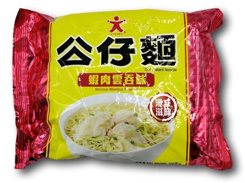 Doll Instant Noodle Shrimp Wanton Flav.