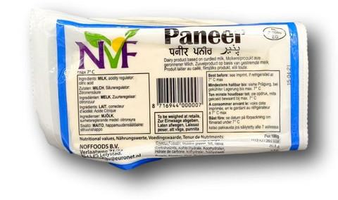 Paneer intialainen juusto
