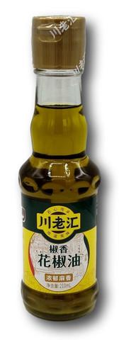 Szechuan-pippuriöljy