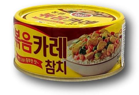 Light Tuna In Curry Sauce