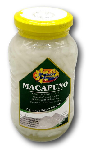 Coconut Sport Strings In Syrup Macapuno