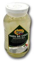 Coconut Gel Dices Lychee