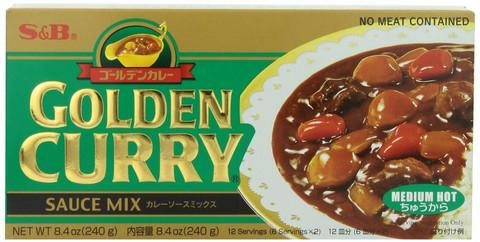 Medium Hot Golden Curry