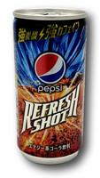 PEPSI Refresh Shot