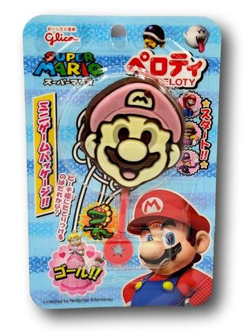 Glico Super Mario suklaakeksit
