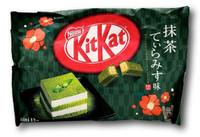 KitKat Tiramisu Matcha-suklaakeksit