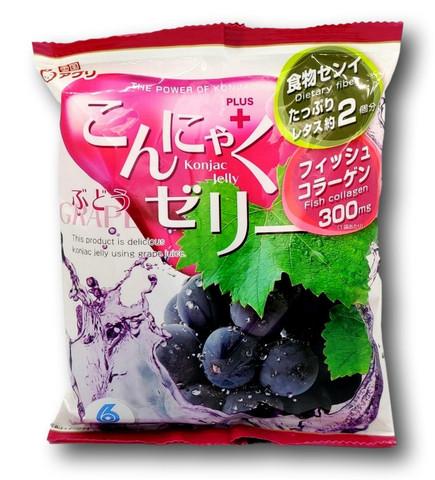 Konjac Jelly - Grape