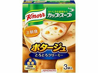 Instant Potato Soup 51 g/ 3kpl Package Japan