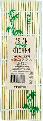 Sushi rolling mat