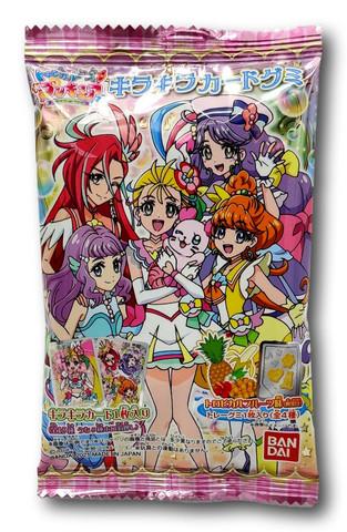 Pretty Cure Gummy Candy