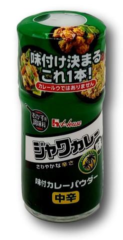 Japanilainen curry, tulinen