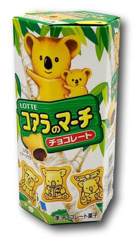 Lotte Koala Chocolate Cookies
