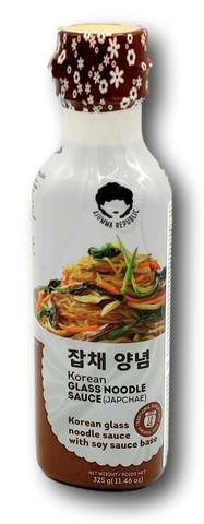 Ajumma Korealainen nuudeli kastike Japchae