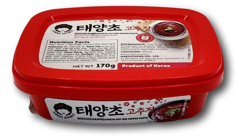 Ajumma Hot Red Pepper Paste