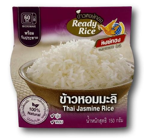 Golden Ready Rice Thai Jasmine Rice