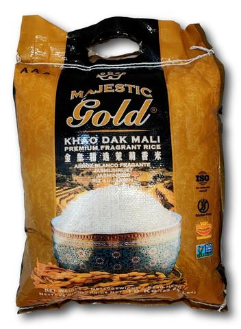 Majestic Gold Jasmine Rice