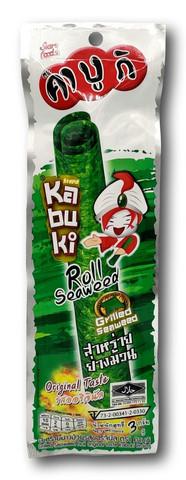 Japanese Grill Seaweed