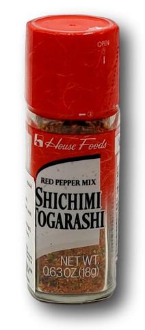 House Shichimi Togarashi Chili Pepper